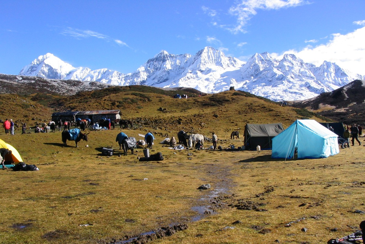 Expedition Himalaya 2005