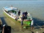 Båtresa Irrawaddy