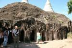 Monywa och Bagan 1-5 dec