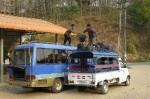 Resa till Oudomxai