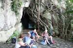 Grotta utanför Con Dao