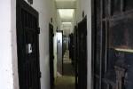 Rundvandring bland fängelserna